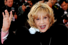 La actriz y directora francesa Jeanne Moreau muere a los 89 años de edad