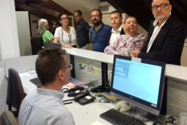 JxSí y la CUP registran la ley del referéndum y piden tramitarla de forma urgente