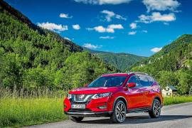 El renovado y mejorado Nissan X-Trail, ya a la venta