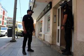 Detenido por robar a cinco mujeres en Palma mediante el método del 'mata león'