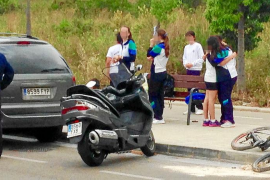La policía concluye que hubo «negligencia» del profesor en el atropello mortal de una niña