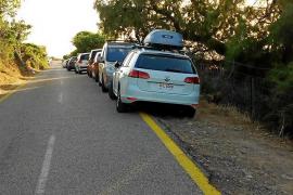 Artà apuesta por habilitar aparcamientos lejos de las calas para proteger el litoral