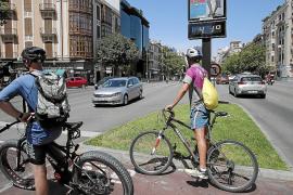 Persiste el calor en Mallorca y se rozarán de nuevo los 40º