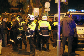 Arrestado un joven dos veces en menos de 24 horas por robos en Palma