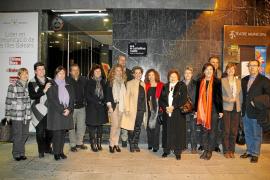 """Homenaje a Catalina Valls en """"su"""" teatro"""