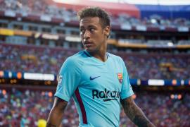 Neymar se despide de sus compañeros y dejará el FC Barcelona
