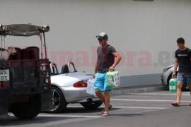 Kyril ya está en Mallorca