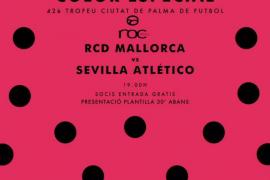 El filial del Sevilla será el rival del Mallorca en el Trofeo Ciutat de Palma