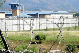 Sentenciado un preso de Palma por pegar a otro con una mancuerna