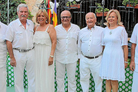 Fiesta de blanco en la Casa de Andalucía
