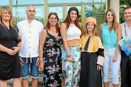 Graduación en la Facultat de Turisme