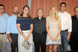 Cena de despedida del coronel Eusebio Lozano