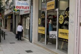 Más de la mitad del pequeño comercio de Mallorca empeoró sus ventas en plena temporada alta