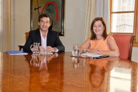 El Govern y el PP hacen piña juntos por un nuevo régimen especial de Baleares en 2018
