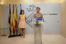 El PP exige a Noguera que aporte soluciones urgentes a la saturación de los autobuses