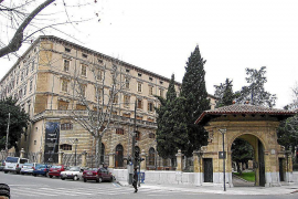 La remodelación de la Misericòrdia cuenta con un presupuesto de 9,3 millones y recupera el antiguo Hospital de Nit