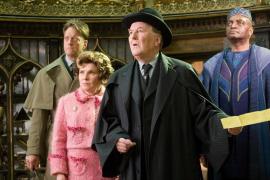Muere a los 91 años Robert Hardy, actor en las películas de 'Harry Potter'
