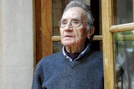 El canónigo Bruno Morey pone fin a 66 años de residencia en Ca l'Abat