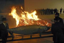Adiós al Carnaval con el entierro de la sardina'