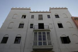Palma quiere financiar las torres del Temple y los caminos de Bellver con el impuesto turístico