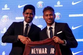 Neymar, dispuesto a debutar este sábado con el PSG frente al Amiens
