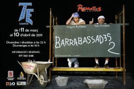 Barrabassades 2