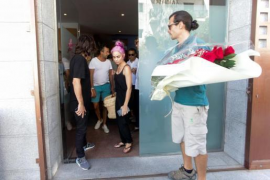 Abierto el velatorio para dar el último adiós a Ángel Nieto en Ibiza