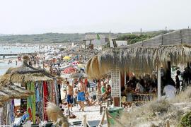 Cuando ir a una playa de Mallorca se convierte en toda una odisea