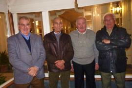 Presentación de la Fundació Atlètic Balears ante un numeroso público asistente