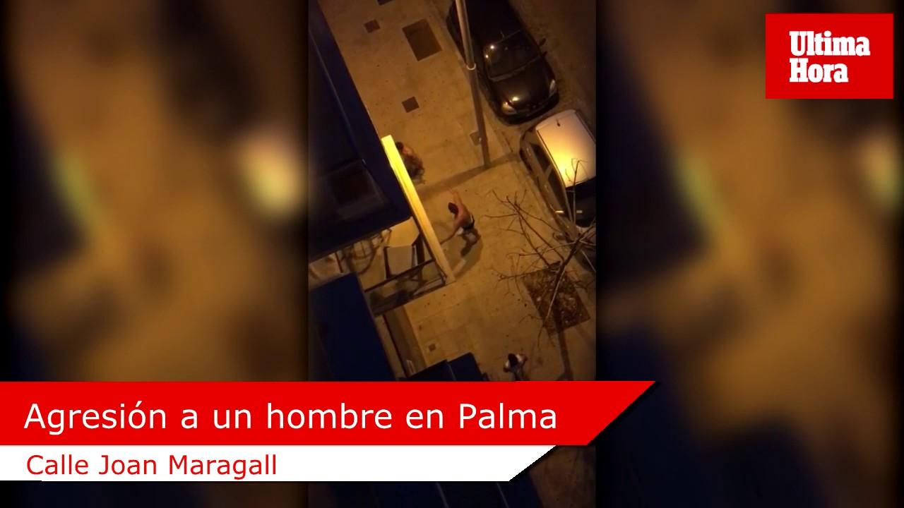 Detenido un joven francés por acuchillar a un hombre que recogía chatarra en Palma