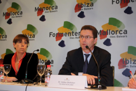 La venta de reservas turísticas de Alemania a Balears se dispara