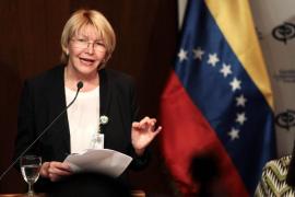 La Asamblea Constituyente de Maduro destituye a la fiscal general