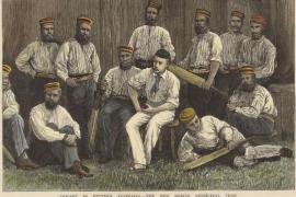 El equipo del abad ibicenco de Australia