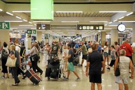 Récord en Son Sant Joan: dos pasajeros por segundo