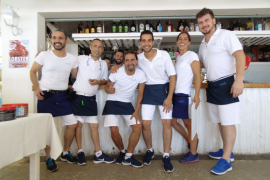 S'Arenal de Canyamel, un equipo en plena forma
