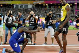 Gatlin destrona a Bolt