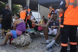 Un total de 122 personas fueron atendidas en el Lluc a Peu