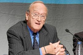 Carlos Westendorp hablará en el Club Última Hora de las revueltas en el norte de Àfrica