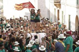 Masiva participación en el 'Embala't' de Sencelles