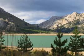 Las reservas hídricas bajan 3 puntos en julio y se sitúan en el 60 %