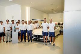 Autovidal acogió la presentación del 'Maserati'
