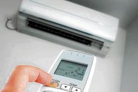 Las solicitudes para instalar aires acondicionados suben un 50 % en diez días en Baleares