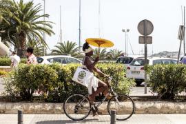Continúan las altas temperaturas en Baleares y se mantiene el aviso por calor
