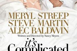 Meryl Streep y Alec Baldwin protagonizan el cartel.