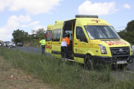 Un fallecido en un accidente de tráfico en Son Serra de Marina