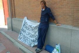 novillero en huelga de hambre