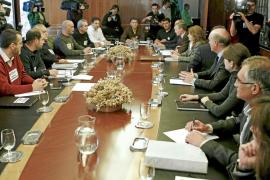 La reunión entre AENA y los sindicatos concluye sin llegar a un acuerdo