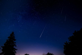 Recomendaciones para ver la lluvia de estrellas