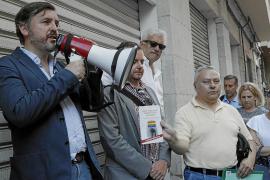 El líder de Valores en Balears acusa a Armengol de 'persecución política'
