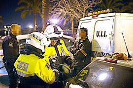 Detenido por agredir a un agente del GAP tras una trifulca en un bar de Son Roca